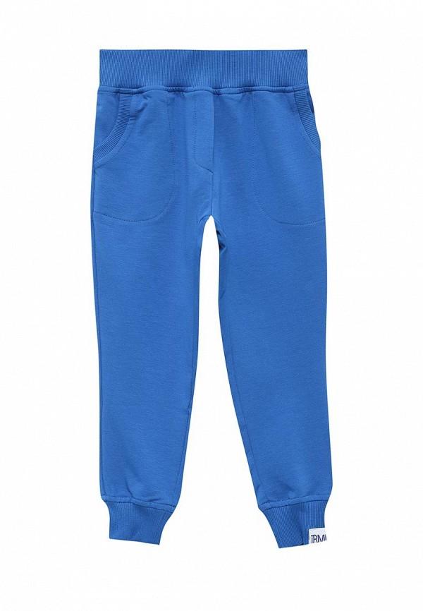 спортивные спортивные брюки irmi для девочки, синие
