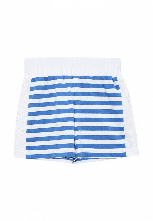 шорты irmi для девочки, синие