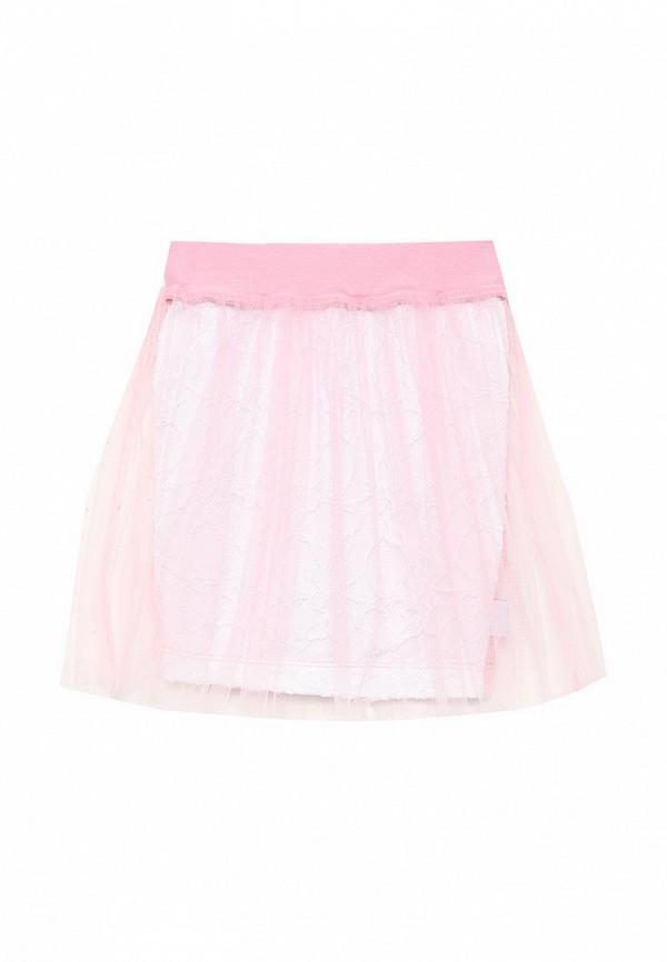 юбка irmi для девочки, розовая