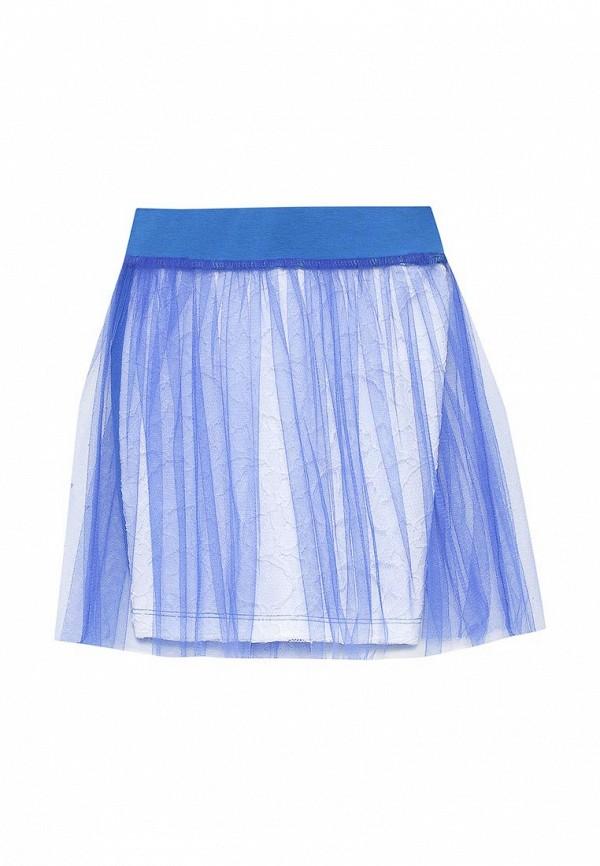 юбка irmi для девочки, синяя