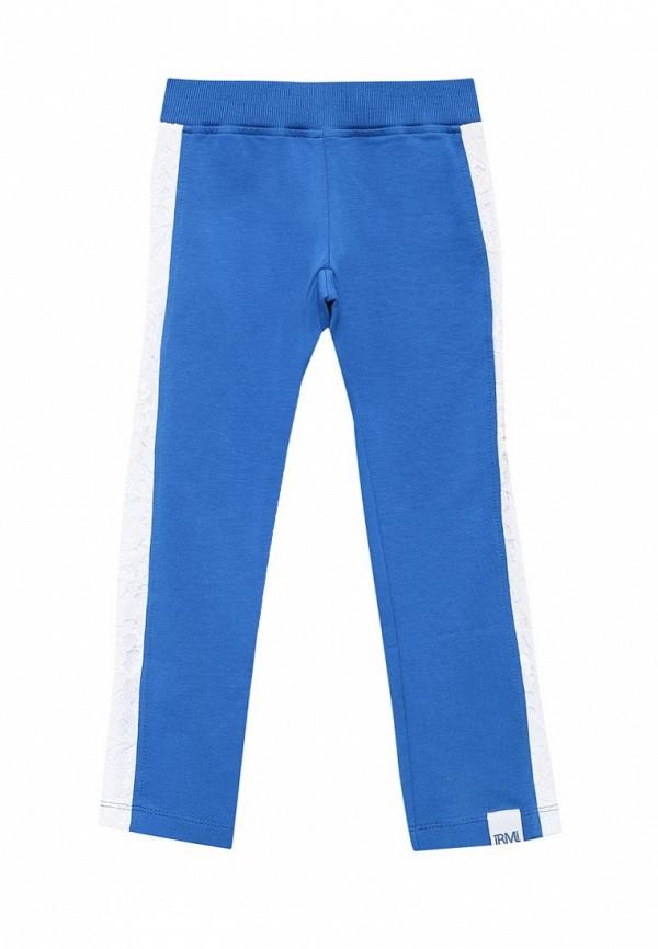 брюки irmi для девочки, синие