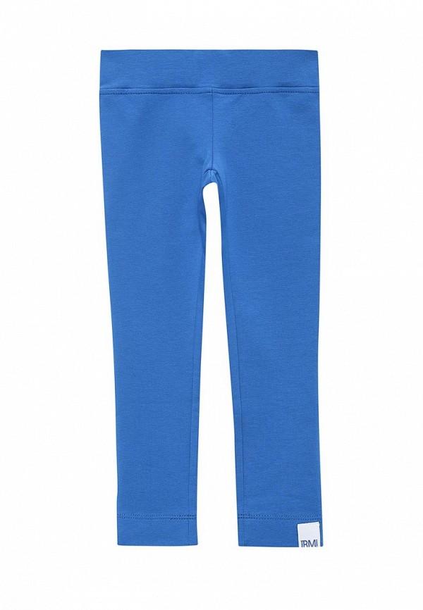 леггинсы irmi для девочки, синие