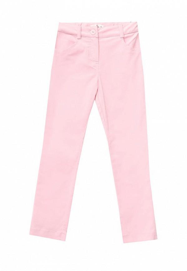 брюки fleur de vie для девочки, розовые