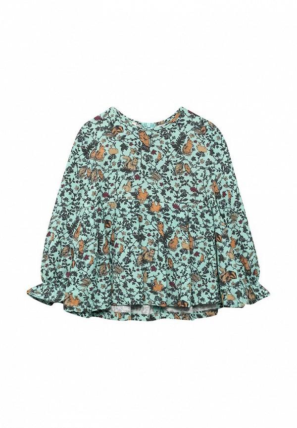блузка fleur de vie для девочки