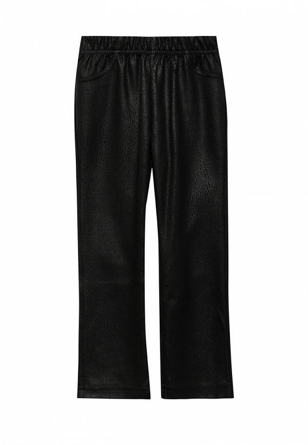 брюки fleur de vie для девочки, черные