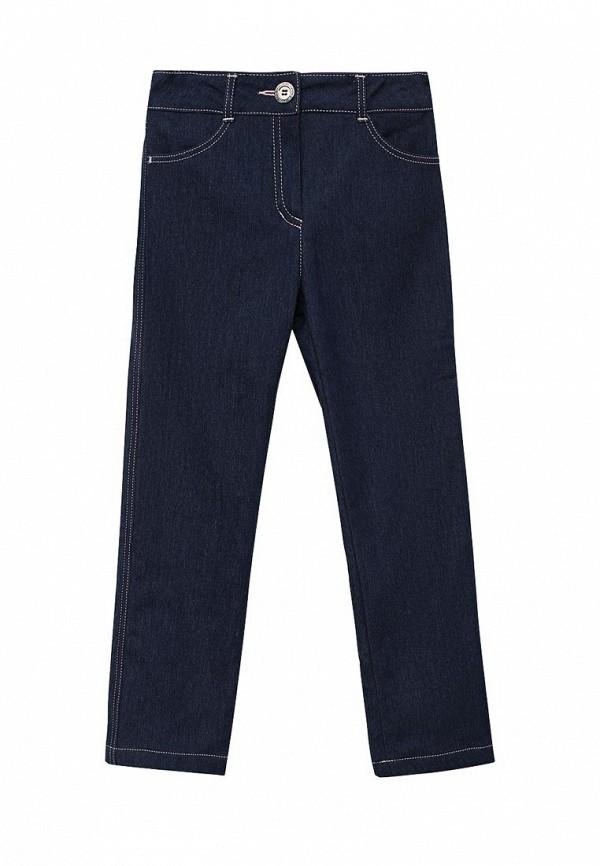 джинсы fleur de vie для девочки, синие