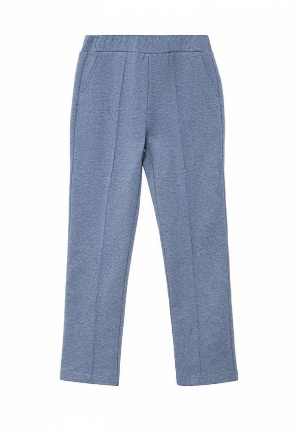 брюки fleur de vie для девочки, голубые