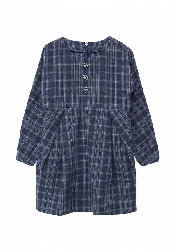 Купить Платье Fleur de Vie, MP002XG002HK, синий, Осень-зима 2017/2018