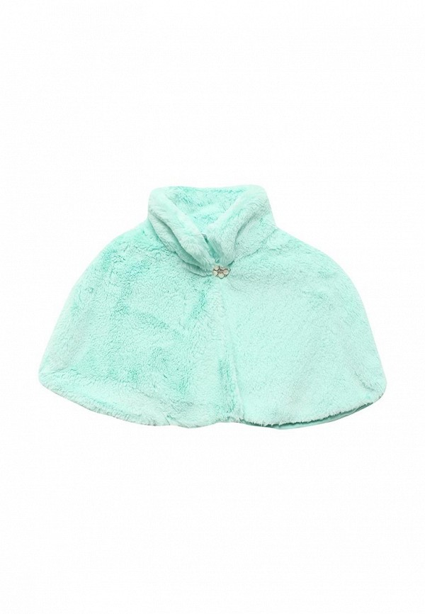 болеро fleur de vie для девочки, зеленое