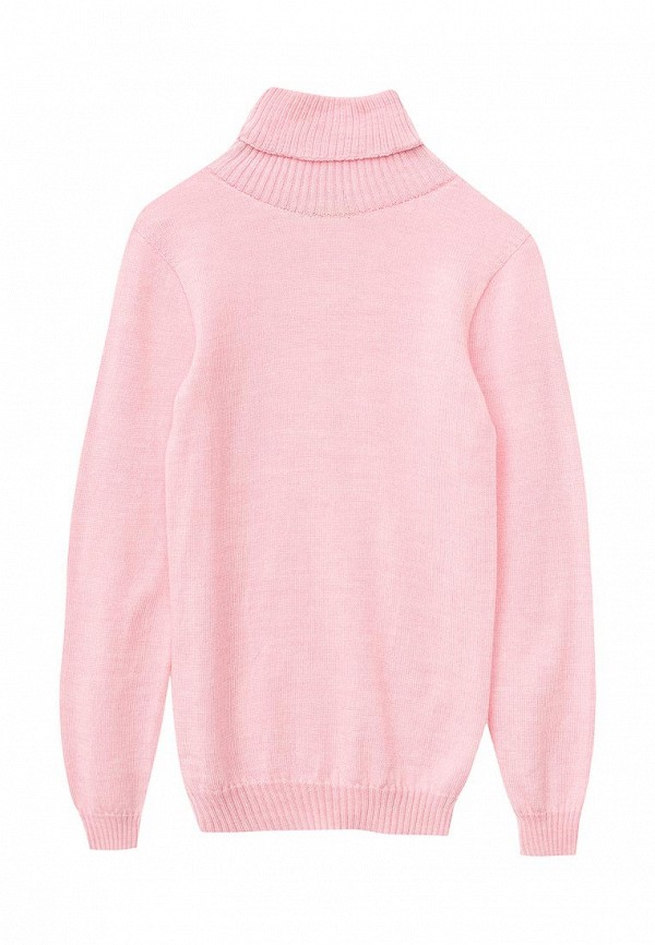 водолазка r&i для девочки, розовая