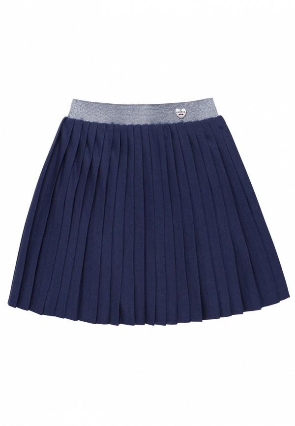 юбка cookie для девочки, синяя