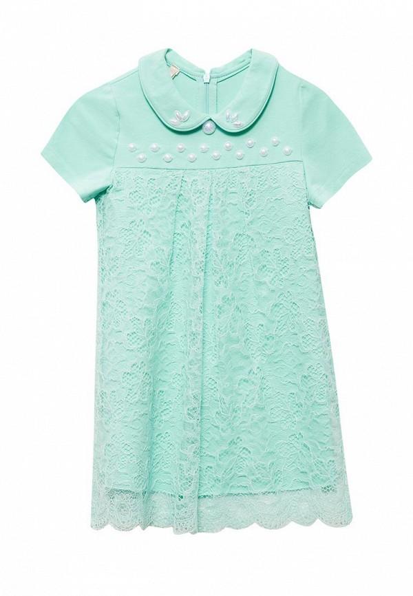 повседневные платье fleur de vie для девочки