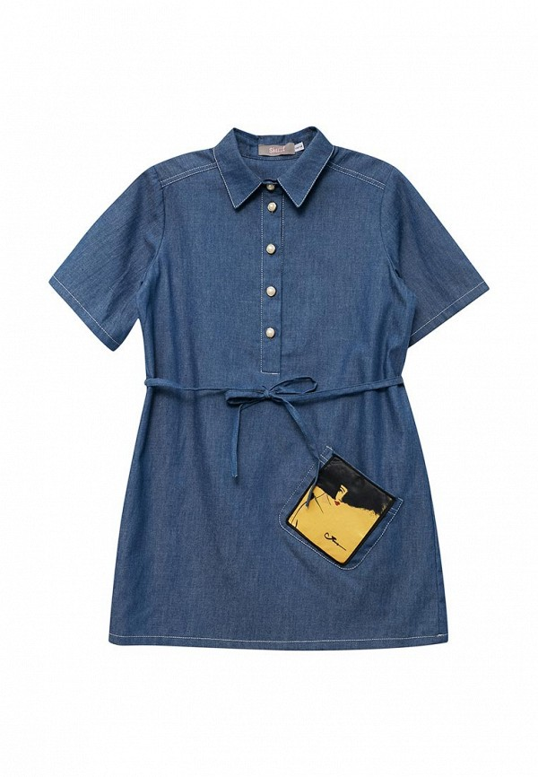 Платье джинсовое Shened Shened MP002XG0037E