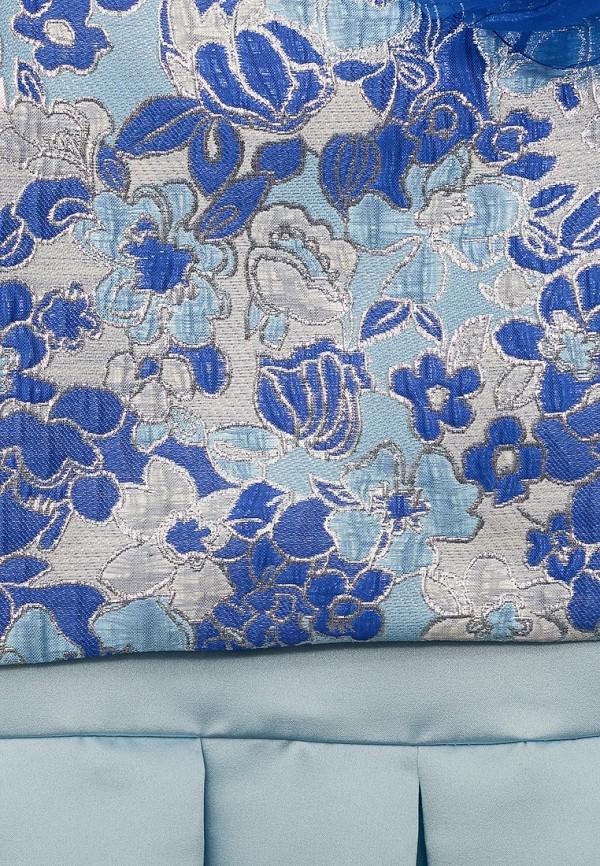 Платья для девочки Letty цвет голубой  Фото 3