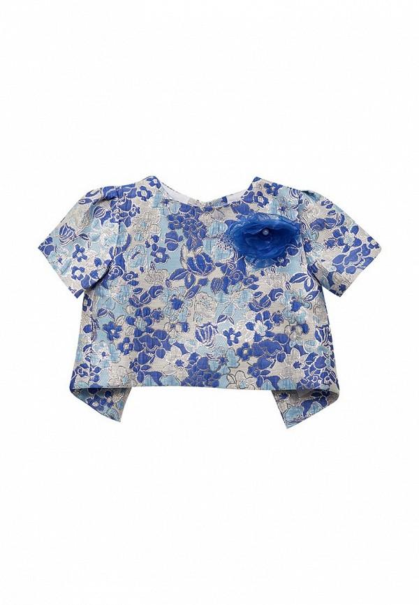 Платья для девочки Letty цвет голубой  Фото 4