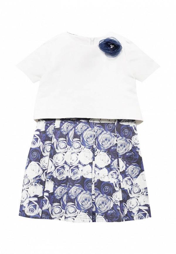 Платья для девочки Letty цвет синий