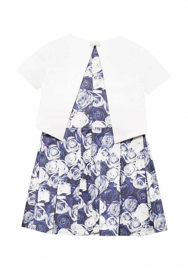 Платья для девочки Letty цвет синий  Фото 2
