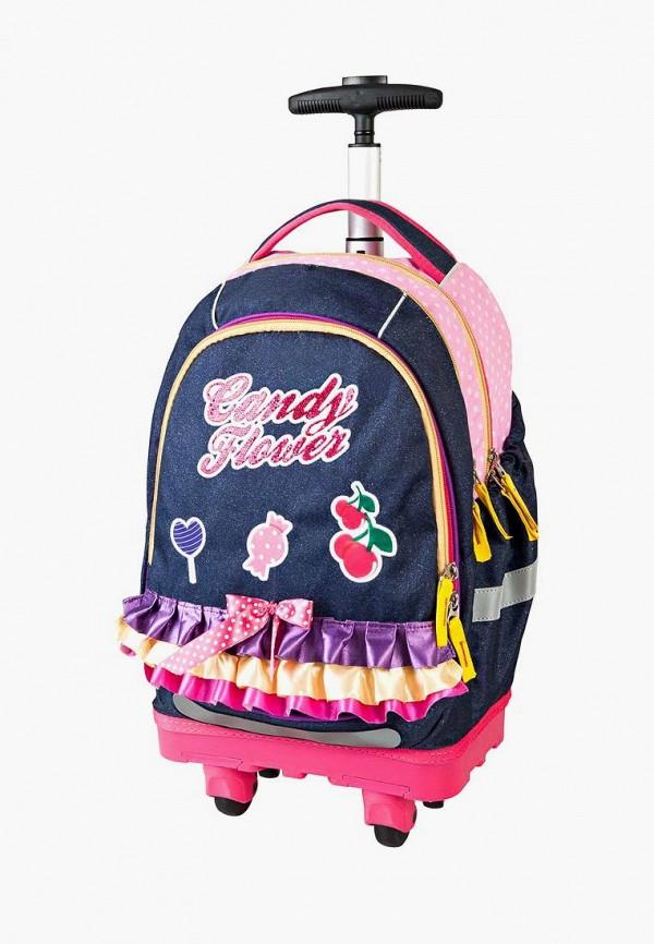 рюкзак target для девочки, синий