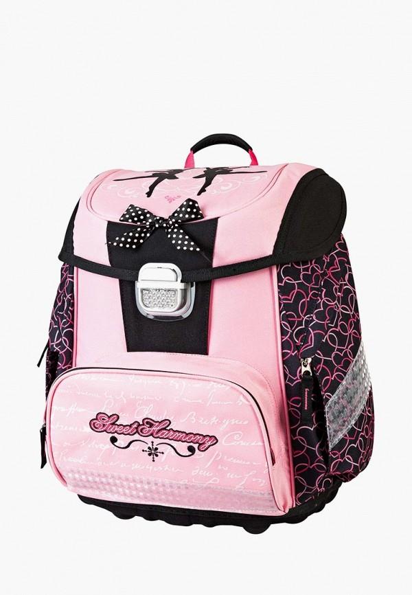 рюкзак target для девочки, розовый