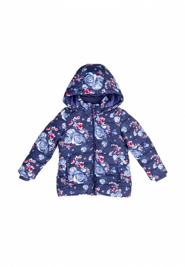 куртка playtoday для девочки, фиолетовая