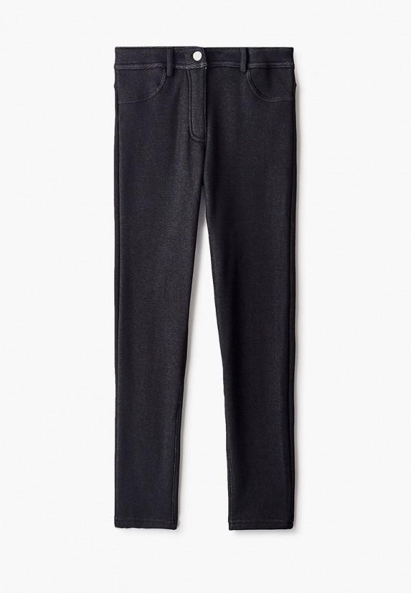 брюки s'cool для девочки, серые