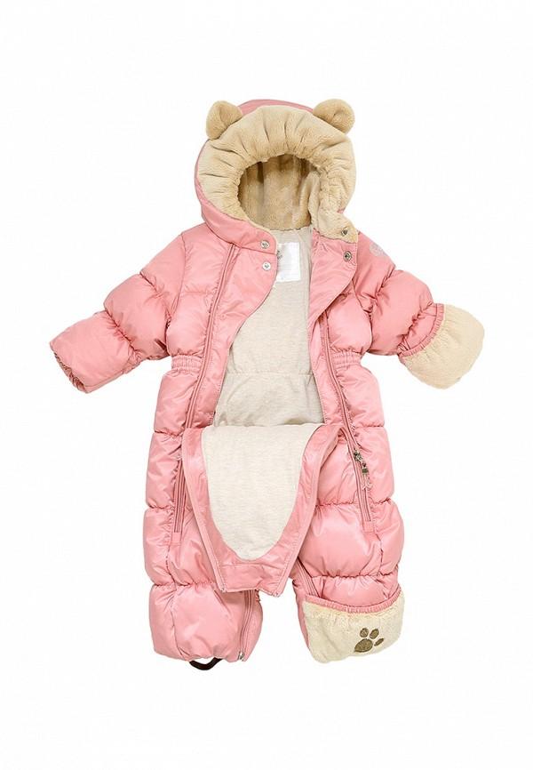 Детский комбинезон ArctiLine цвет розовый  Фото 4