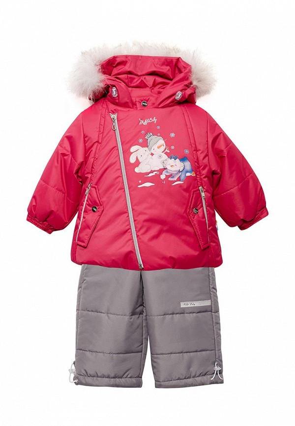 Костюм утепленный MaLeK BaBy MaLeK BaBy MP002XG004FA чэн же осень зима корейский baby шляпа baby шляпу уха шляпы для детей девочек мальчиков чао бао