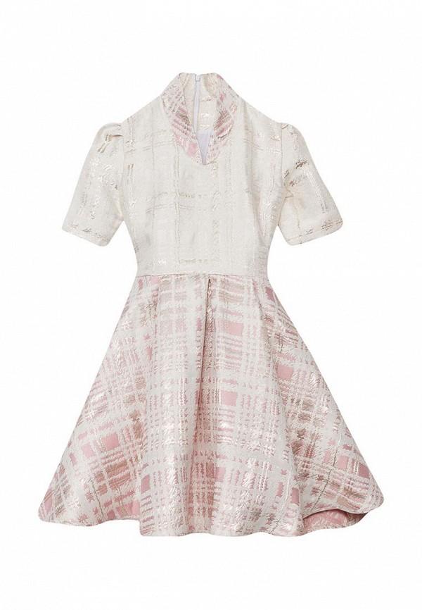 платье shened для девочки, бежевое