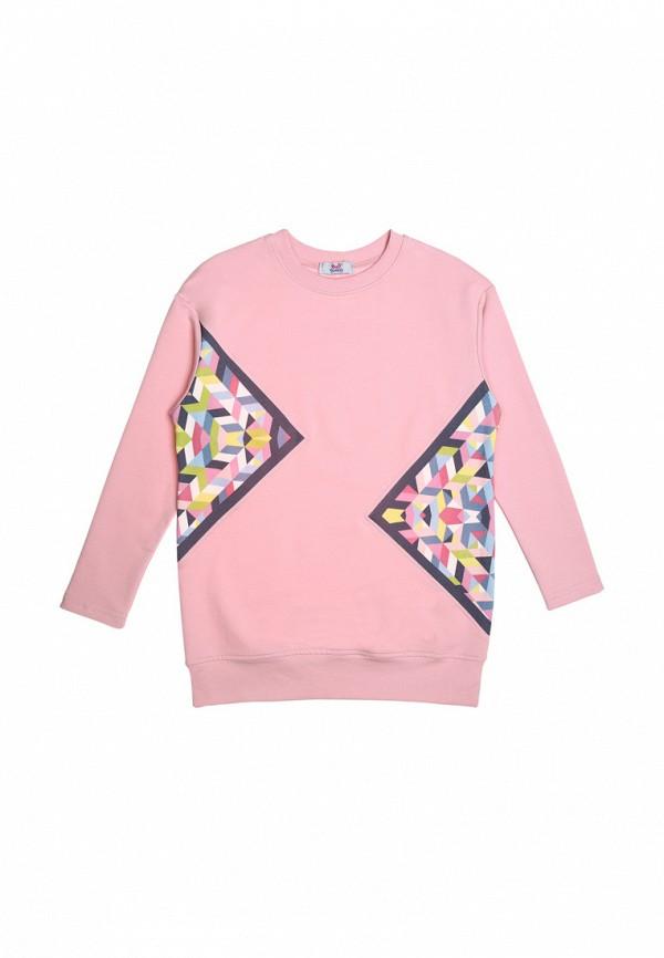 свитшот bell bimbo для девочки, розовый