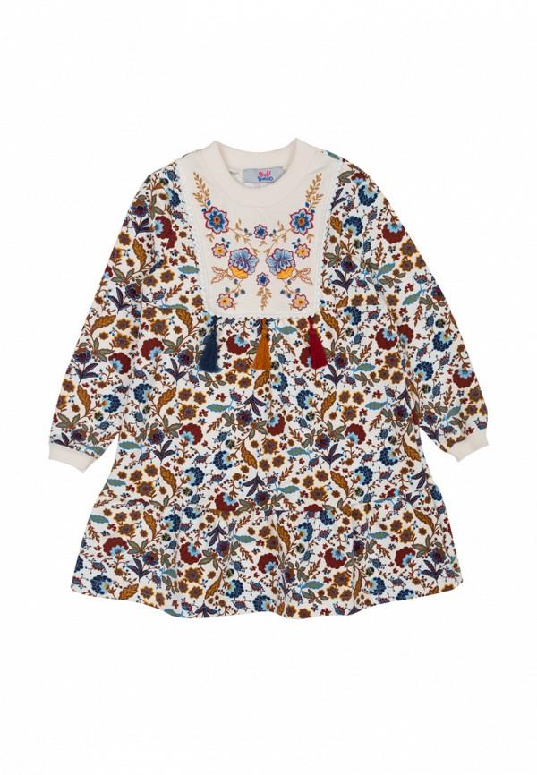 платье bell bimbo для девочки, разноцветное