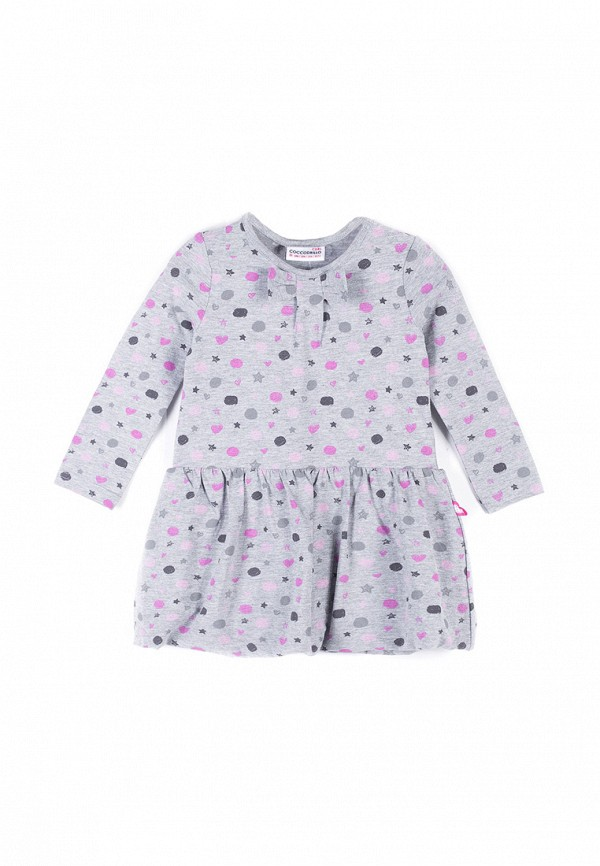 Купить Платье Coccodrillo, MP002XG004T9, серый, Осень-зима 2017/2018