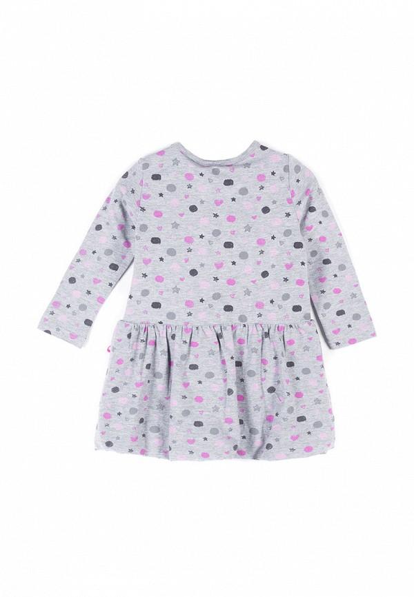 Платья для девочки Coccodrillo цвет серый  Фото 2