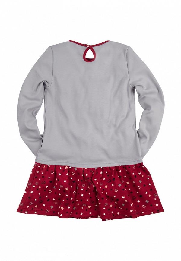 Платья для девочки Bossa Nova цвет серый  Фото 2