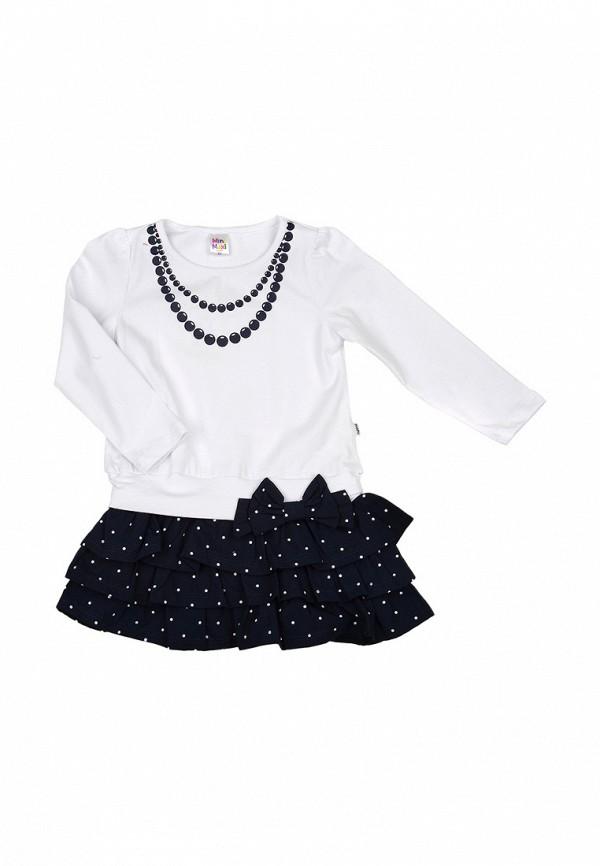 Платье Mini Maxi Mini Maxi MP002XG005DF свитшот mini maxi mini maxi mp002xg0048b