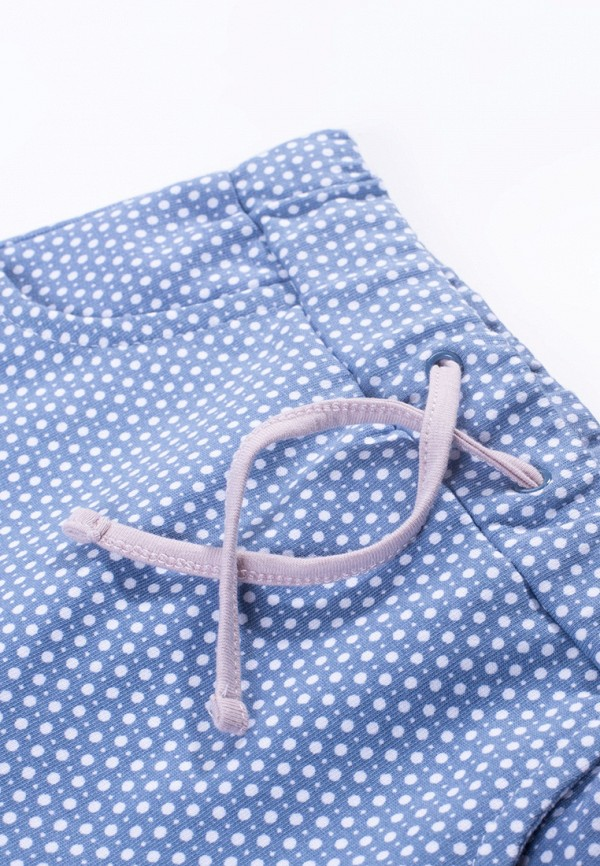 Брюки спортивные для девочки Coccodrillo цвет голубой  Фото 3