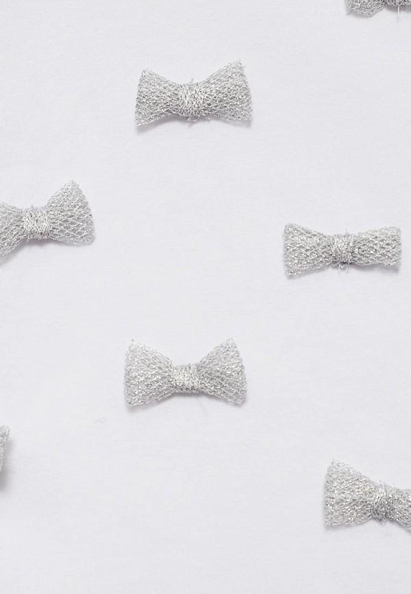 Лонгслив для девочки Coccodrillo цвет белый  Фото 3