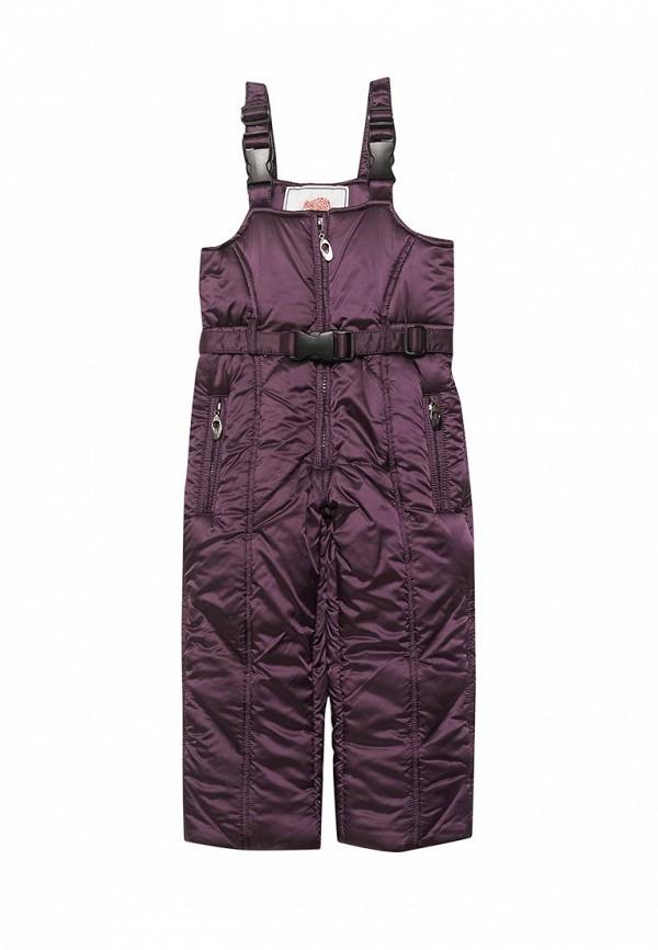 комбинезон kiwiland для девочки, фиолетовый