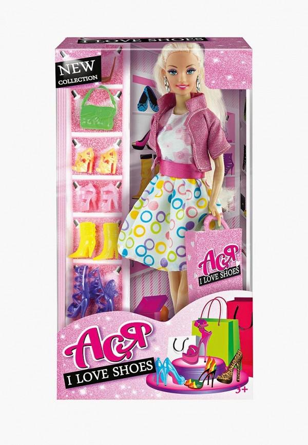Купить Кукла Ася, Я люблю обувь, mp002xg005s4, разноцветный