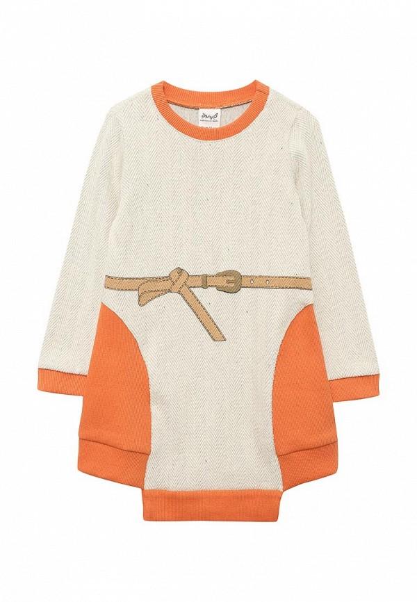 Платье Ёмаё Ёмаё MP002XG005YK платье для девочки ёмаё цвет белый оранжевый 12 503 размер 128