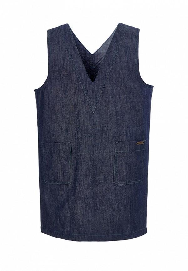 Платье джинсовое Gem Kids Gem Kids MP002XG0066M gem длинное платье
