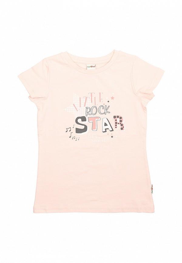 футболка с коротким рукавом frutto rosso для девочки