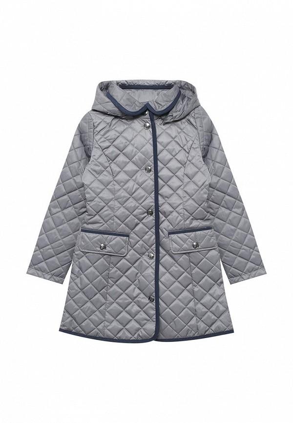 куртка alpex для девочки, серая