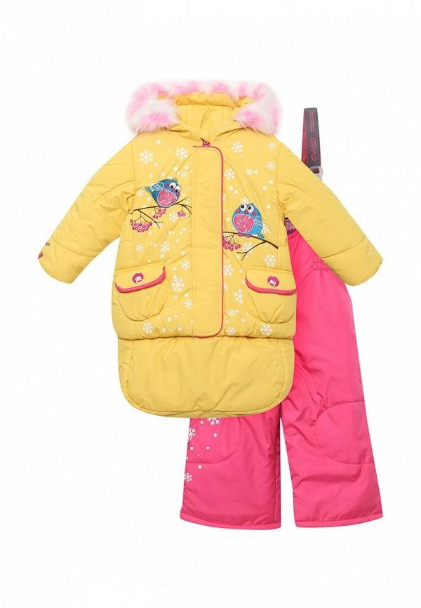 костюм ovas для девочки, разноцветный