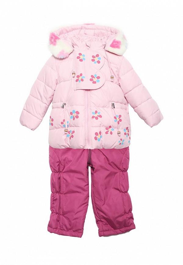 костюм ovas для девочки, розовый