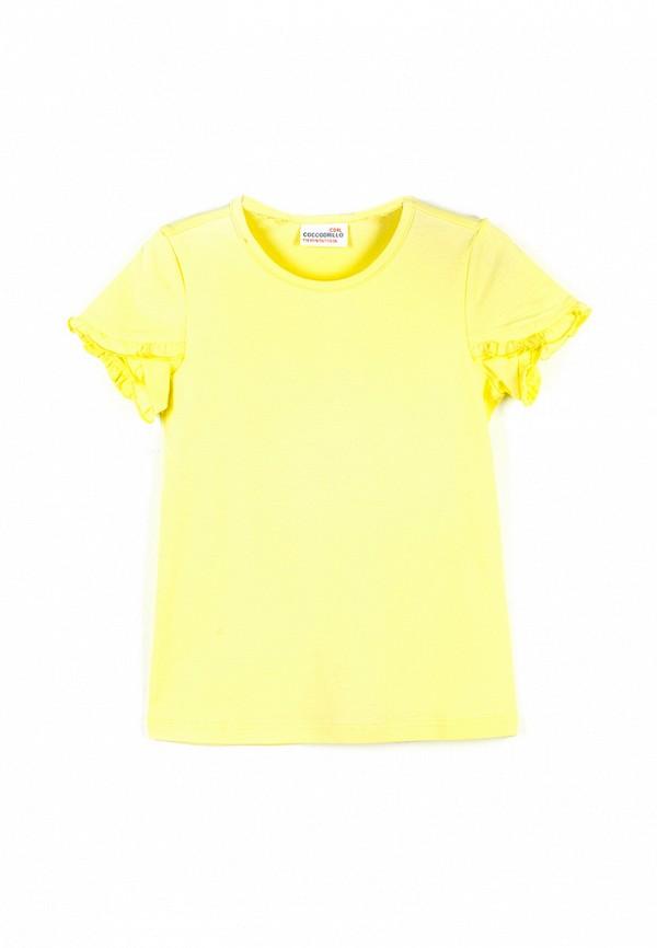Футболка Coccodrillo Coccodrillo MP002XG006MU футболки и топы coccodrillo футболка cute cat w18143202cut