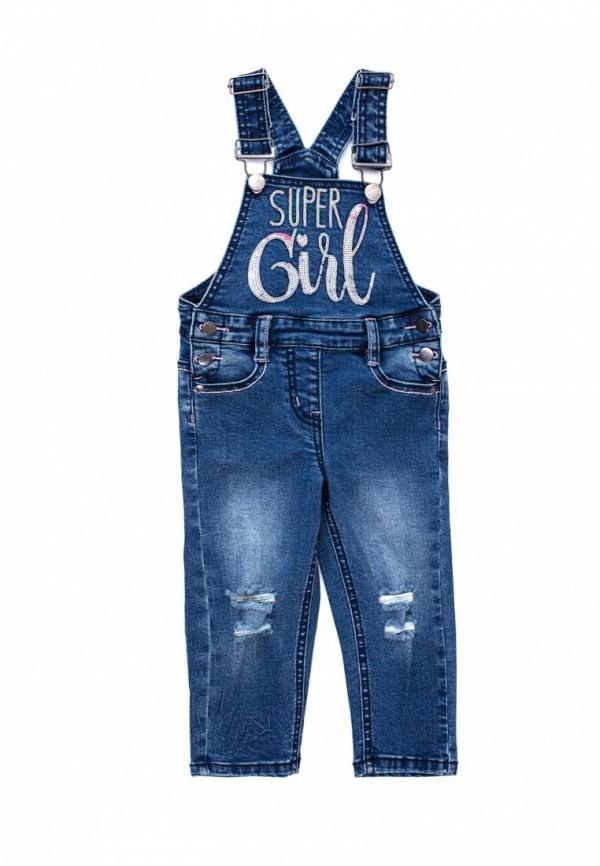 Комбинезон джинсовый PlayToday PlayToday MP002XG006OW цена 2017