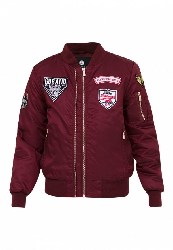 Купить Куртка утепленная Jan Steen, MP002XG006PQ, бордовый, Весна-лето 2018