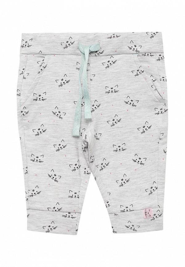 спортивные спортивные брюки coccodrillo для девочки, серые