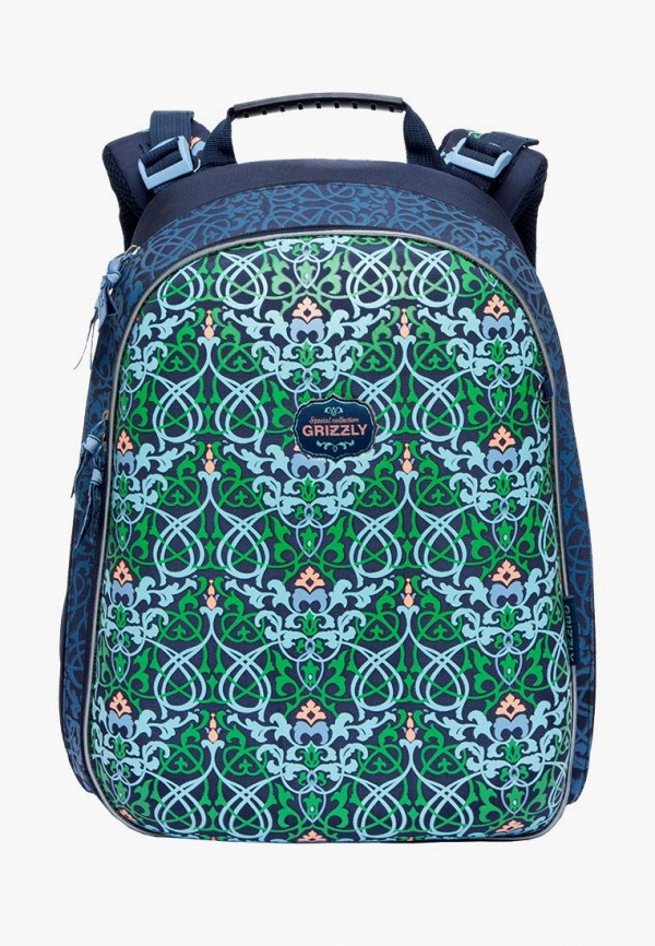 Рюкзак Grizzly Grizzly MP002XG0072O рюкзак grizzly grizzly gr015bwsyz44