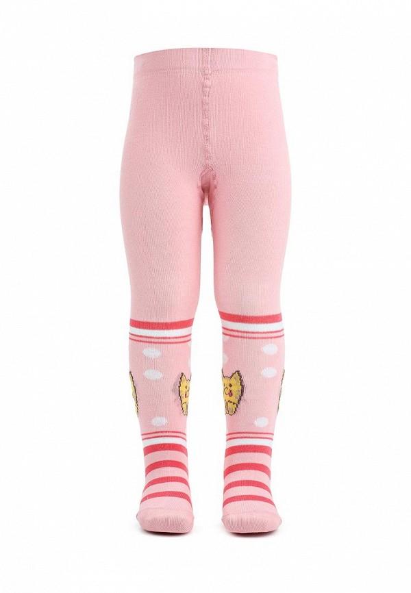 Колготки для девочки Брестские цвет розовый